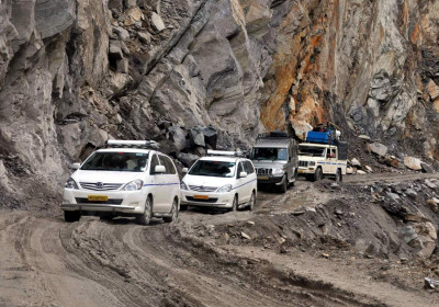 Continuous rainfall disrupt Chardham Yatra