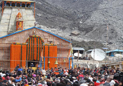 Kedarnath on First Day in 2018