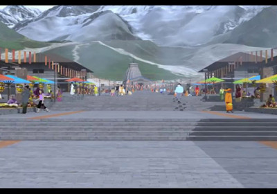 Kedarnath Master Plan