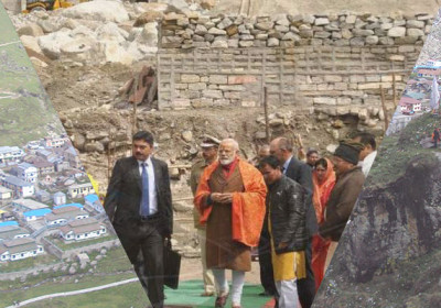 PM Modi to visit Kedarnath again