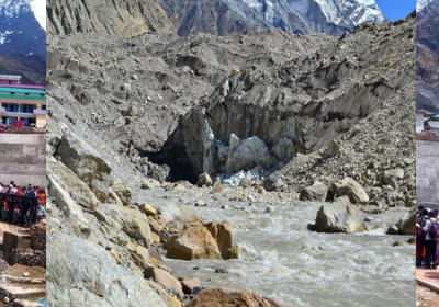 Artificial Gomukh Shaped Water Stream will be made in Kedarnath