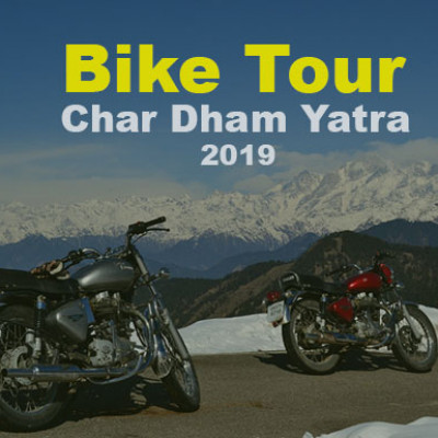 Chardham Bike Tour Package