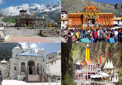 Proposed Route Plan by Indian Railway for Chardham Yatra