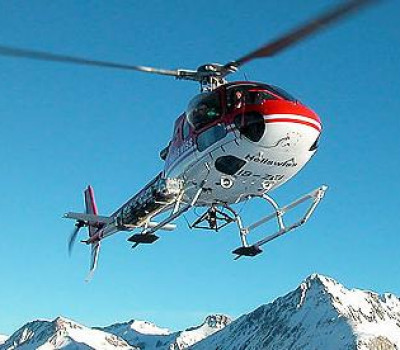 Badrinath Helicopter Tour by Heritage Aviation from Dehradun