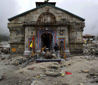 Central Govt to spend 3.38 Crores on Kedarnath reconstruction