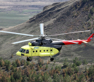 Char Dham Helicopter Tour by UTAir from Dehradun