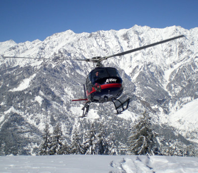Kedarnath Helicopter Tour by UTAir @ Rs 3500 Only