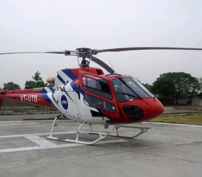 Kedarnath Helicopter Tour by Heritage Aviation @ Rs 7000