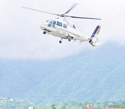 Char Dham 4 Nights Helicopter Tour by Heritage Aviation from Dehradun
