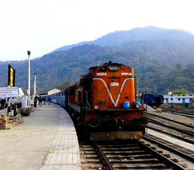 Chardham rail project survey to start from December