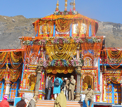 4 Nights 5 Days Kedarnath Badrinath Do Dham Package ex Haridwar
