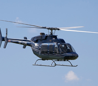 Char Dham Helicopter Tour by Jettech Aviation from Delhi