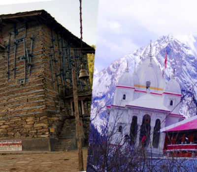 GMVN Winter Do Dham (Kharsali-Mukhwa) Yatra Starting at Rs 5060 from Rishikesh