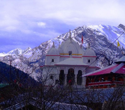GMVN Mukhwa (Gangotri) Yatra Starting at Rs 5250 from Rishikesh