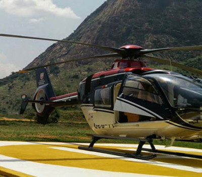 Kedarnath Helicopter Tour by Ghodawat Aviation @ Rs 7000