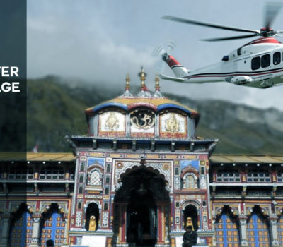 Badrinath Helicopter Tour Package ex Dehradun