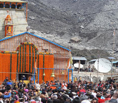 Record 3.50 Lakh pilgrims visited Chardham till 17 May