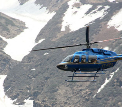 Do Dham Badrinath Kedarnath Helicopter Tour by Premair from Dehradun