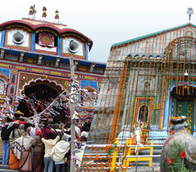 GMVN Do Dham Badri-Kedar Yatra from Rishikesh