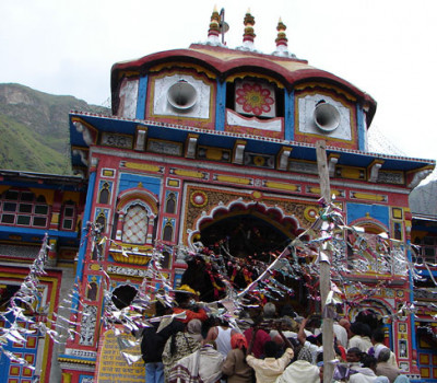 4 Days GMVN Badrinath Dham Yatra From Rishikesh With Meals