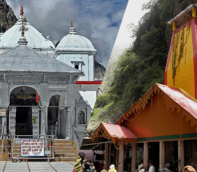 GMVN Do Dham Yatra With Gaumukh from Rishikesh
