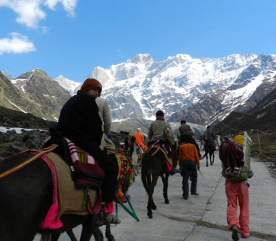 Biometric registration will be required for Char Dham Yatra