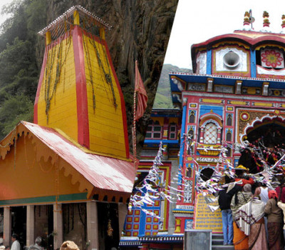 GMVN Economy Char Dham Tour With Gaumukh from Rishikesh