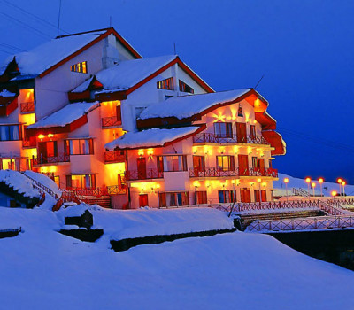 Cliff Top Club Resort Auli