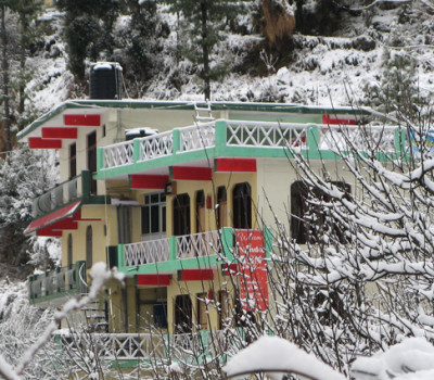 Nanda Inn Cottage Joshimath
