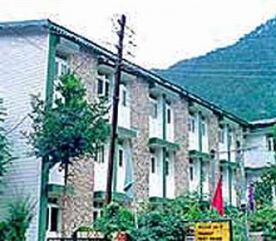 GMVN Uttarkashi Tourist Rest House