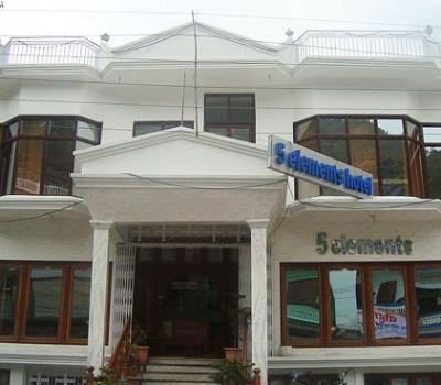 Hotel 5 Elements , Uttarkashi