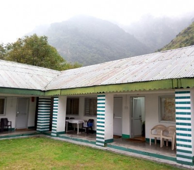 GMVN Yamunotri Tourist Rest House