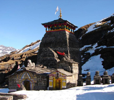 GMVN Tungnath Yatra Starting at Rs 5380 from Rishikesh