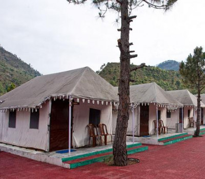 Yamunotri River Banks Resort