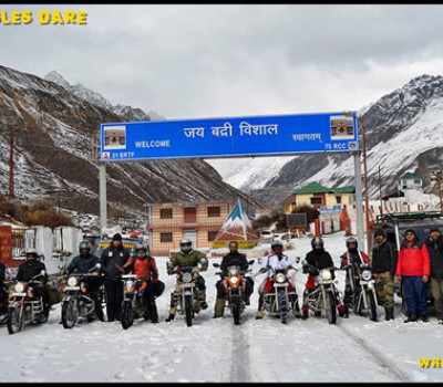 Badri-Kedar Bike Tour Package 2020