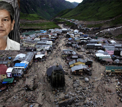 CM Harish Rawat orders completion of new road to Kedarnath