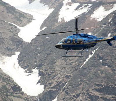 Private Helicopters to airlift pilgrims from Licholi to Kedarnath
