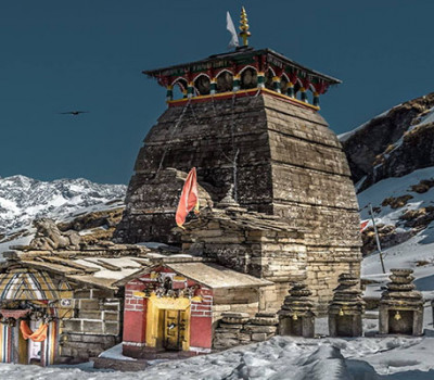 Tourists will not be able to visit Tungnath this winter