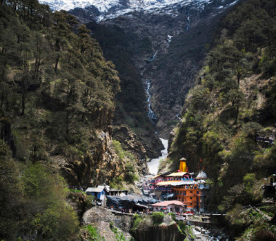 Yamunotri Temple Gates Open on 07 May 2019