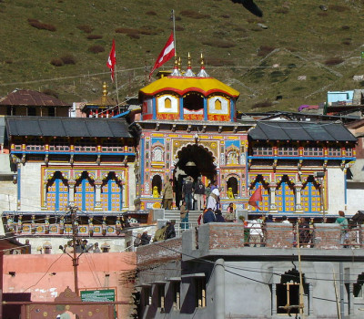 Advance booking for next year visit to Badrinath