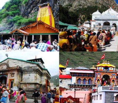 Chardham Yatra received 1.25 million budget for the preparations
