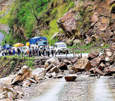 Unseasonal rain halted Char Dham Yatra preparation