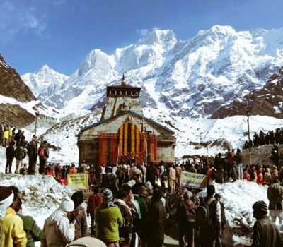 CMs next invitation to PM for Char Dham Yatra