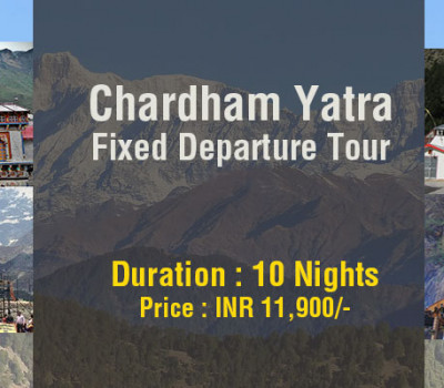 Chardham Yatra 2019 Fixed Departure Tour Package