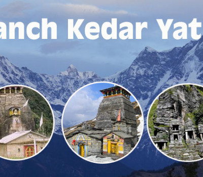 Panch Kedar Yatra 2021 Tour Package from Delhi