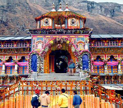Badrinath Temple to open on 30 April 2018