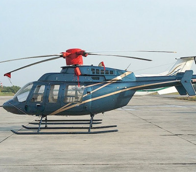 Kedarnath Helicopter Tour by Sar Aviation @4275