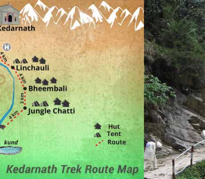 Pilgrims can start trek to Kedarnath after 01:30 pm