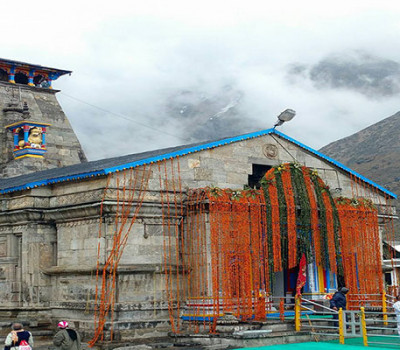 Kedarnath Temple will open on 29 April 2018
