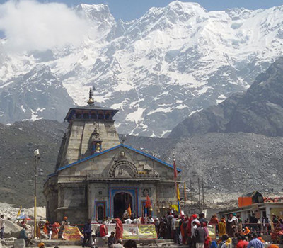 After monsoon, Kedarnath starts to receive huge pilgrims